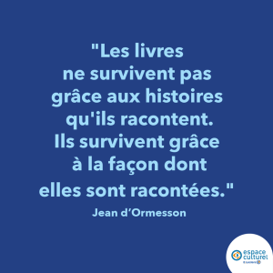 citation ormesson