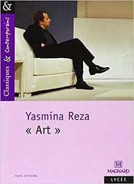 ART YASMINA REZA